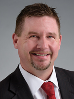 Headshot of Matt Ruppe, Investment Services Program Manager at UW Credit Union