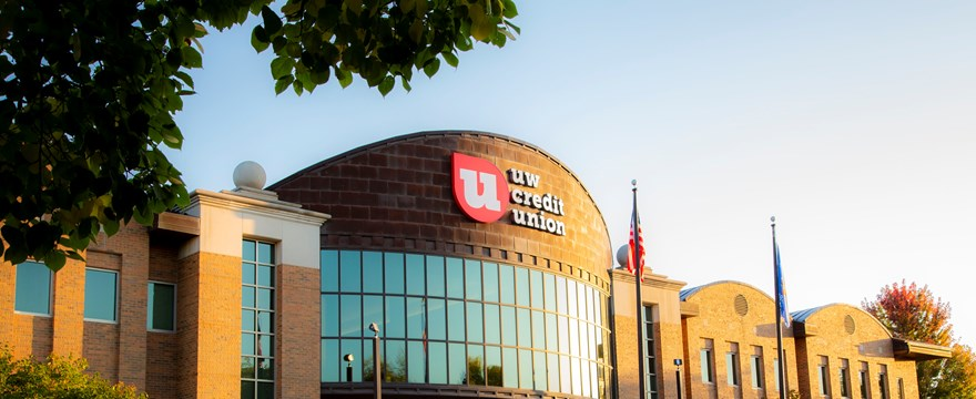 UW Credit Union headquarters based in Madison, WI.